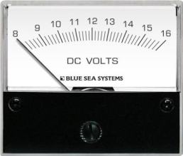 電圧計 8-16V BLUE SEA SYSTEMS